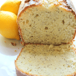 Easy Glazed Lemon Poppy Seed Bread