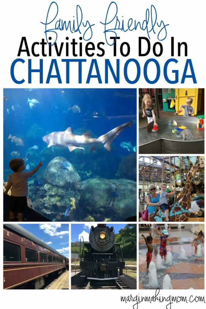 There is sure to be something for everyone on this list of family-friendly activities to do in Chattanooga!