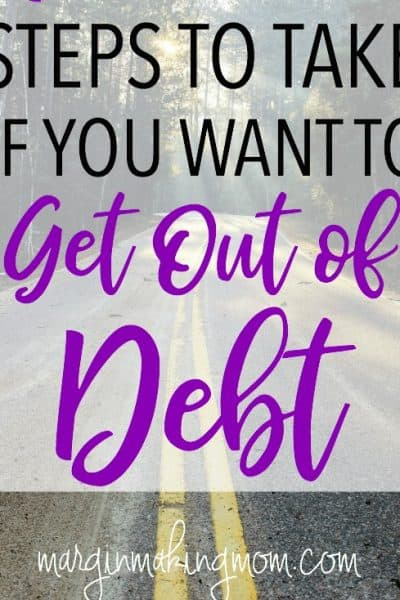 If you want to pay off debt, these 6 steps are critical ones for you to consider in order to set yourself up for success from the beginning! Click through to learn more. How to Pay Off Debt Fast | Debt Payoff Plan | Steps to Get out of Debt