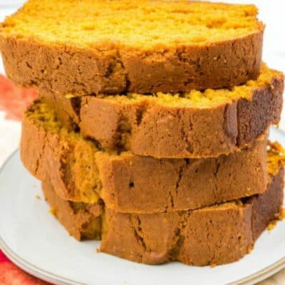 Grandma's Amazing Pumpkin Bread Recipe