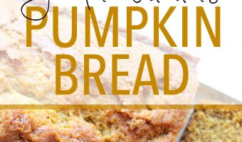 Fall Favorites: How to Make Grandma Wilhelm's Pumpkin Bread