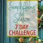 Simplifying the Season 7 Day Challenge: Day 7