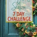 Simplifying the Season 7 Day Challenge: Day 1