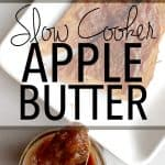 Fall Favorites: How to Make Apple Butter in the Slow Cooker