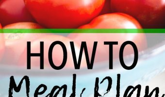 How to Successfully Meal Plan in 7 Quick and Easy Steps