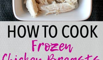 Mealtime Made Easy – How to Cook Frozen Chicken Breasts in the Instant Pot