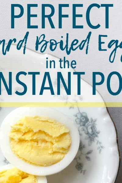 Making perfect hard boiled eggs in the Instant Pot pressure cooker is a breeze! Simplify your meal prep by cooking your eggs in the Instant Pot! Instant Pot Hard Boiled Eggs | Pressure Cooker Eggs