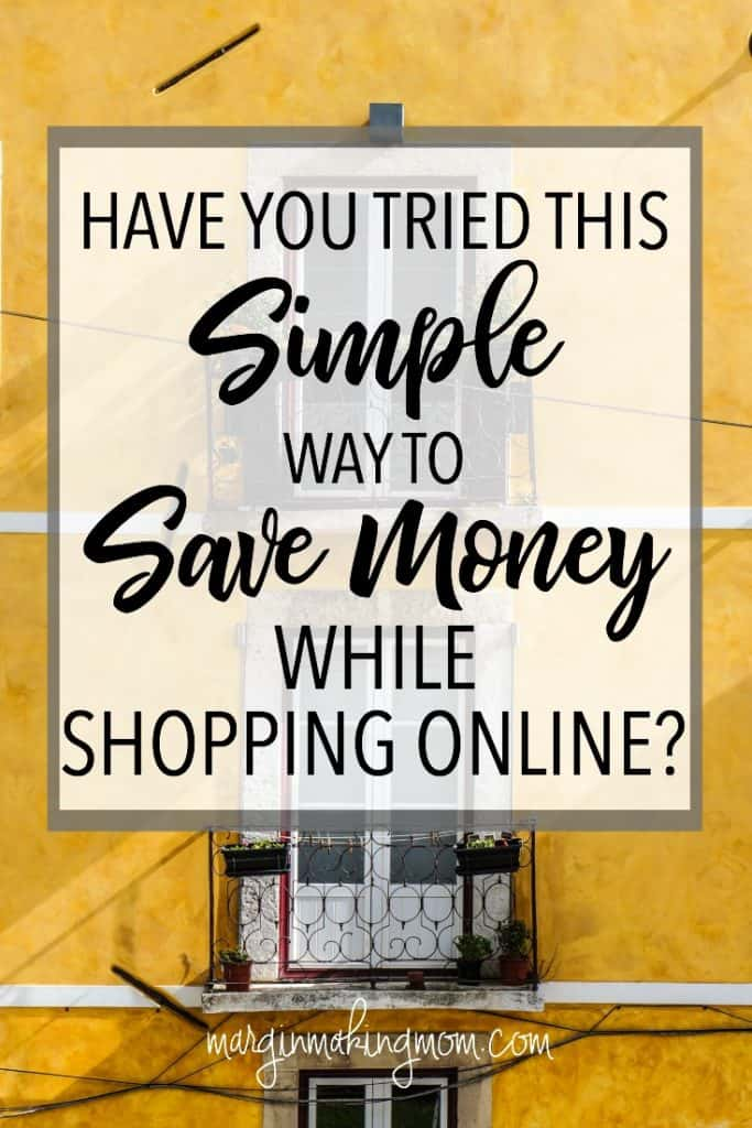 Have you tried this simple way to save money while shopping online?  In my case, it's put hundreds of dollars back into MY pocket!  Click through to see what you might be missing. How to Save Money | Online Shopping Deals | Save Money Online | Make Money Shopping