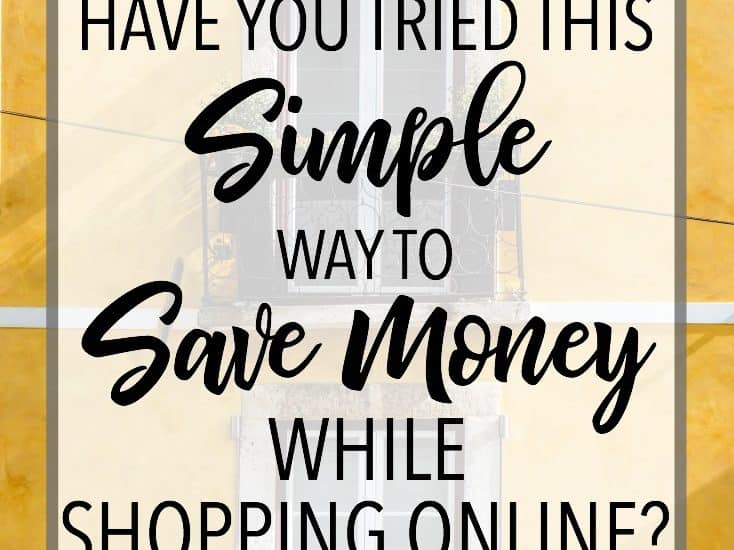 Have you tried this simple way to save money while shopping online? In my case, it's put hundreds of dollars back into MY pocket! Click through to see what you might be missing. How to Save Money   Online Shopping Deals   Save Money Online   Make Money Shopping