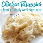 Family Favorite: How to Make Browned Butter Chicken Tetrazzini