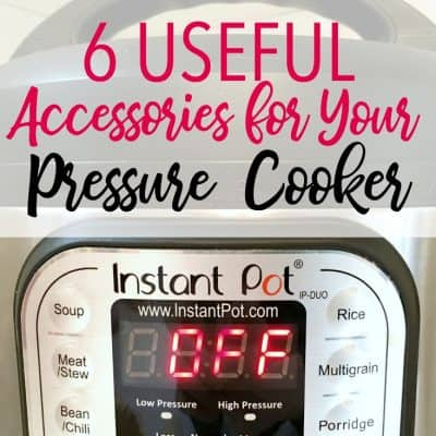 6 Useful Pressure Cooker Accessories to Make Life Easier