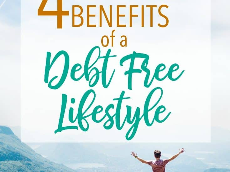 These benefits of a debt free lifestyle are hugely motivating!