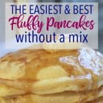 Better Than the Box: How to Make Fluffy Pancakes