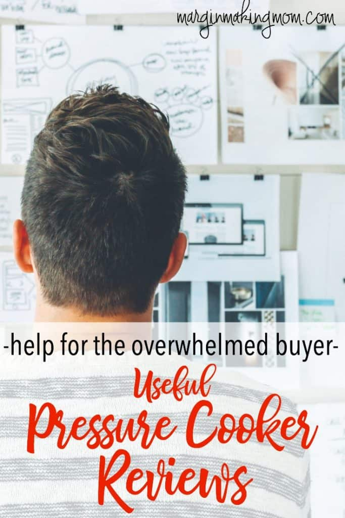 These pressure cooker reviews are a great way to narrow down the options based on what you need! Click through to read more!