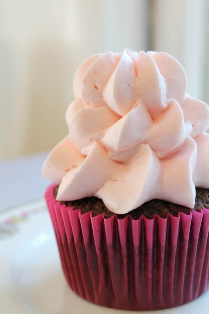 How to Make the Best Chocolate Cupcakes with Vanilla Buttercream Frosting