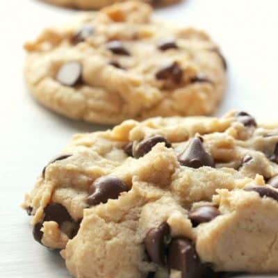 How to Make Perfectly Chewy Chocolate Chip Cookies
