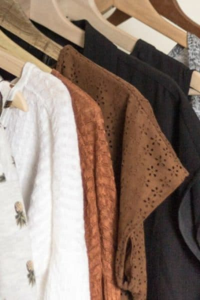 Nothing to wear? Buying quality clothes doesn't have to break the bank. Check out one of my favorite ways to revamp your wardrobe on the cheap!