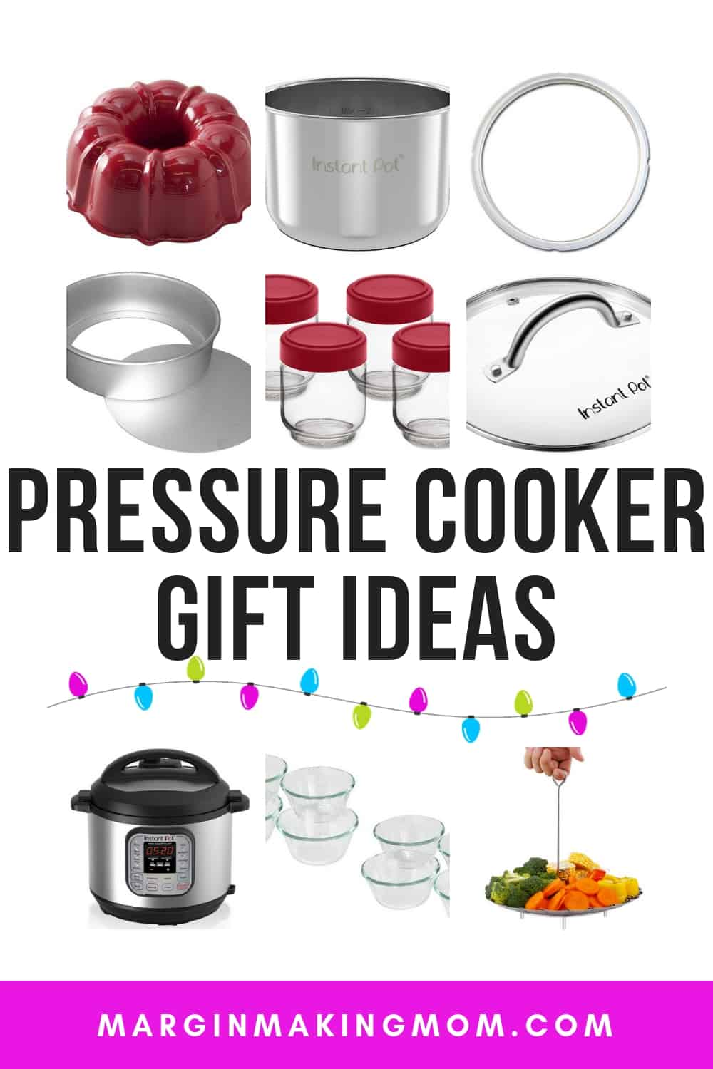 pressure cooker gift ideas