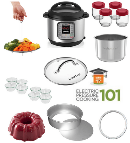 These affordable gift ideas for the Instant Pot lover will take the guesswork out of your shopping! They're sure to love these useful items!