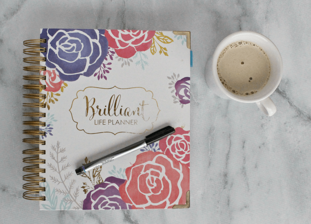 As a busy mom, you know it isn't always easy to live with intention. The Brilliant Life Planner can help you focus on what matters most!