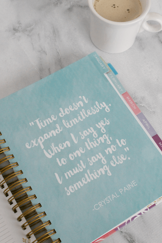 The Brilliant Life Planner is full of inspirational quotes to keep you encouraged.