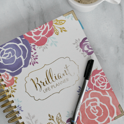 What Every Mom Should Know About the Brilliant Life Planner