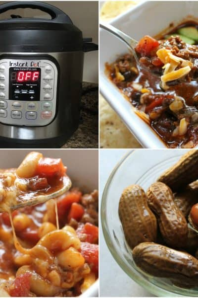 These Instant Pot party foods will save you loads of time and effort! They are perfect for game day, holidays, or any get-together when you need to feed a crowd easily. Super Bowl Party Recipes | Instant Pot Party Foods | Super Bowl Instant Pot