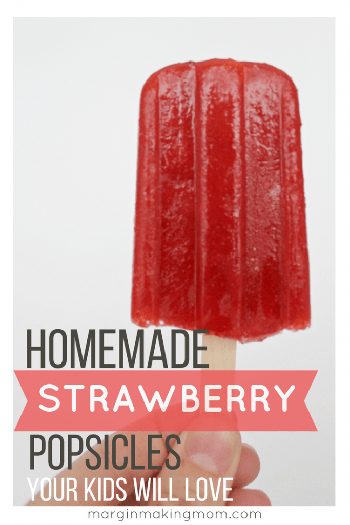 Homemade strawberry popsicles are a guilt-free treat that kids and adults love! They're less expensive than fancy paletas at local shops, and they're incredibly easy to make. Enjoy spring and summer's bounty by learning how to make these tasty treats!
