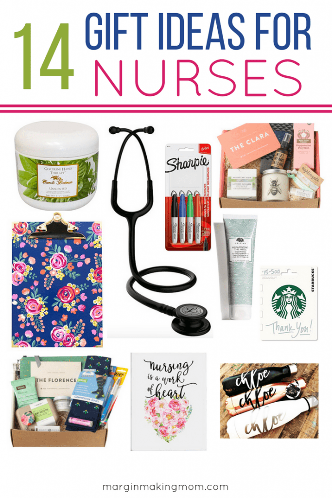 If you'd like to show the nurse in your life some appreciation, these 14 gift ideas for nurses will help you find a tangible way to express your gratitude. Whether you need a gift for a new nurse, a gift for National Nurses' Week, or just a way to show a nurse that you care, you're sure to find the perfect gift here!