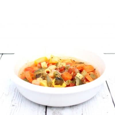 Quick and Easy Instant Pot Minestrone