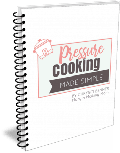 Pressure Cooking Made Simple Cover