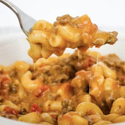 How to Make Instant Pot Cheeseburger Macaroni