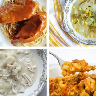 40 of the Best Easy and Cheap Instant Pot Recipes for Dinner