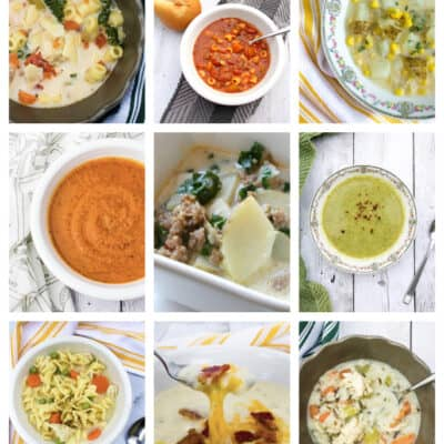 The BEST Instant Pot Soup Recipes that are Easy to Make