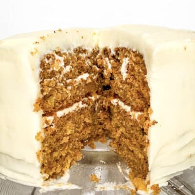 Easy Old Fashioned Canned Carrot Cake Recipe