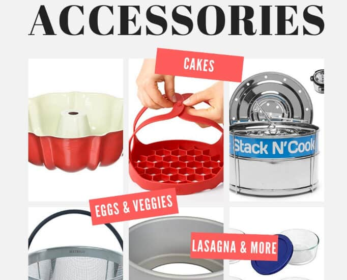 pot in pot accessories that can be used in the instant pot