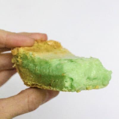 Pistachio Ooey Gooey Butter Cake