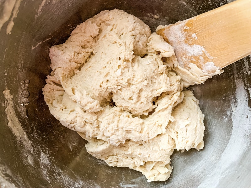 Instant Pot bread dough
