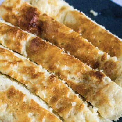 sliced Instant Pot bread