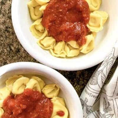 How to Cook Tortellini in the Instant Pot