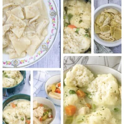 Best Recipes for Chicken and Dumplings