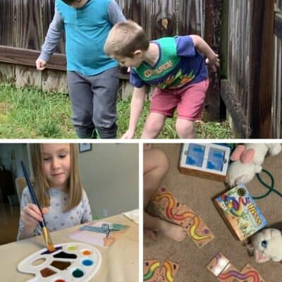 50+ Fun Activities Kids Can Do at Home