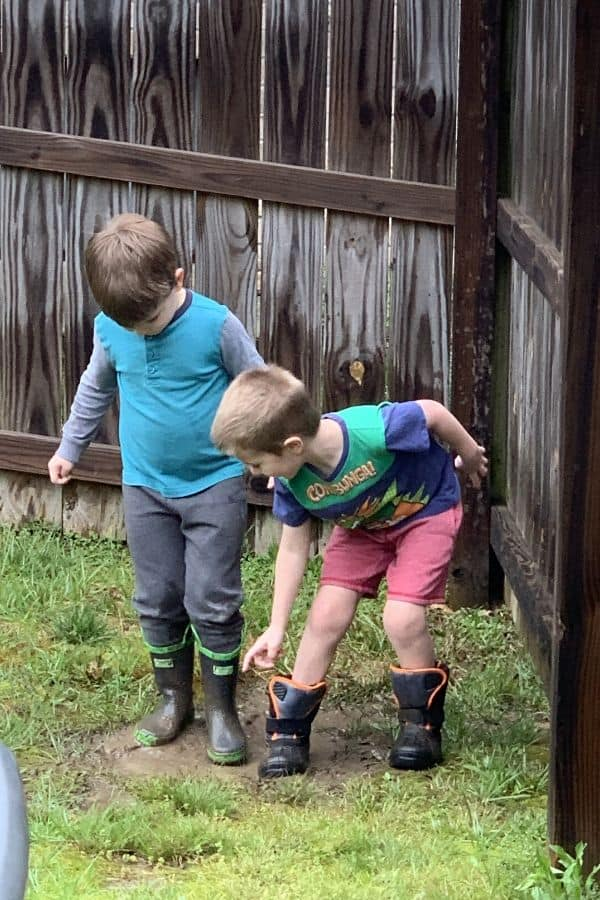 outdoor activities to do with kids during quarantine