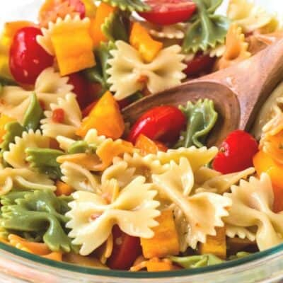 Easy Italian Pasta Salad (Instant Pot or Stove Top)