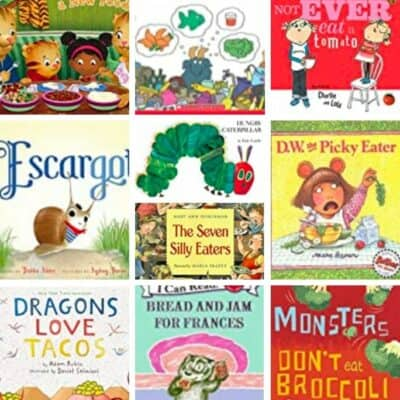 The Best Kids Books for Picky Eaters