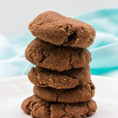 Easy Chocolate Snickerdoodles