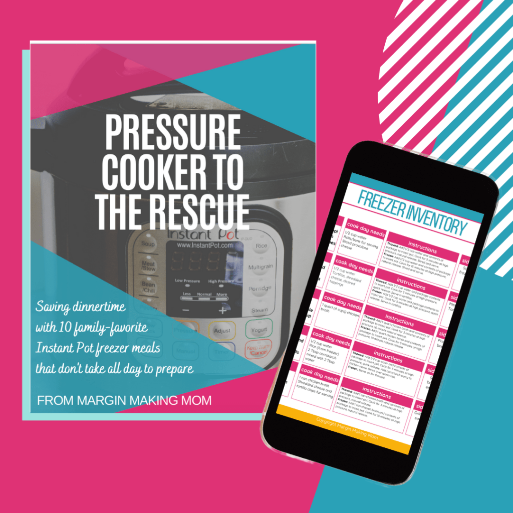 pressure cooker to the rescue mockup