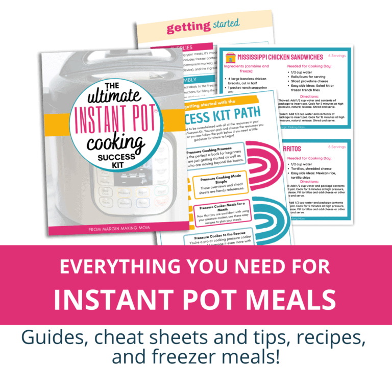 cover images of instant pot cooking success kit