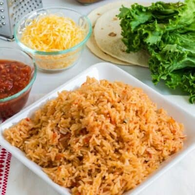 Easy Instant Pot Spanish Rice (aka Mexican Rice)