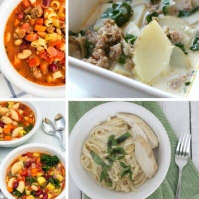 Easy Instant Pot Olive Garden Copycat Recipes